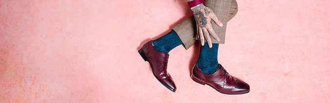 Dressed - носки для деловых людей с острым чувством стиля
