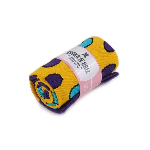 Socks'N'Roll - Big Multicolor Dots