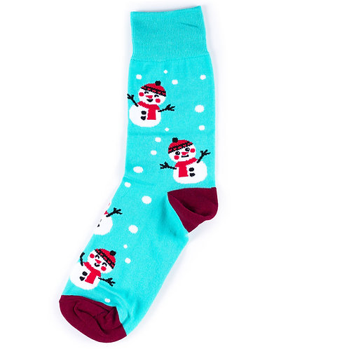 St.Friday Socks - Снеговичий переполох