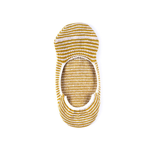 Anonymous Ism Loafer Stripes - Yellow