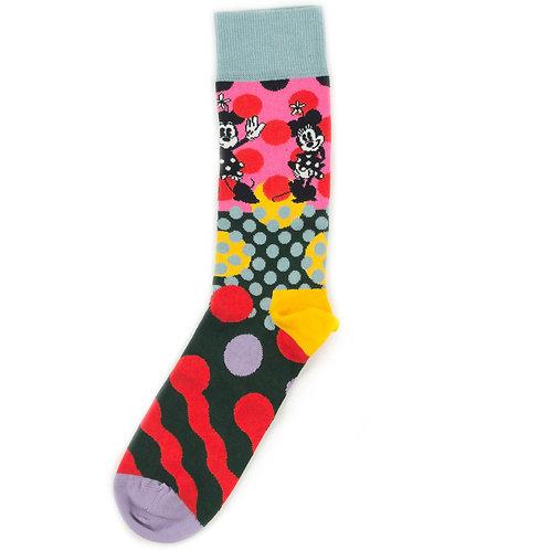 Happy Socks x Disney - Minnie Time
