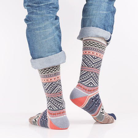 Носки Chup Mits Ivory Socks в интернет-магазине Sock Club Moscow