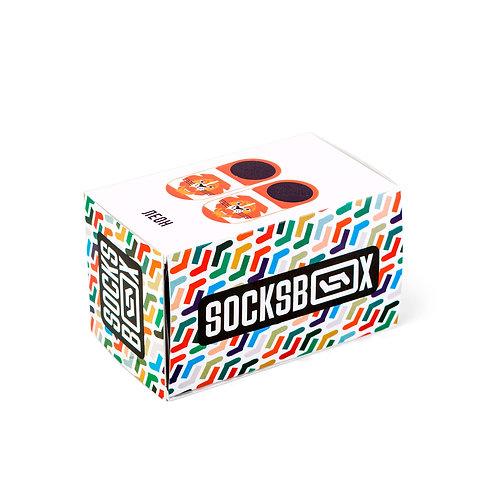 Socks Box - Ankle - Leon