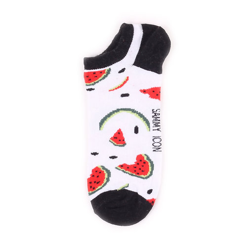 Sammy Icon Ankle - Melon White