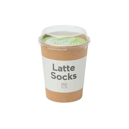 DOIY Matcha Latte Socks