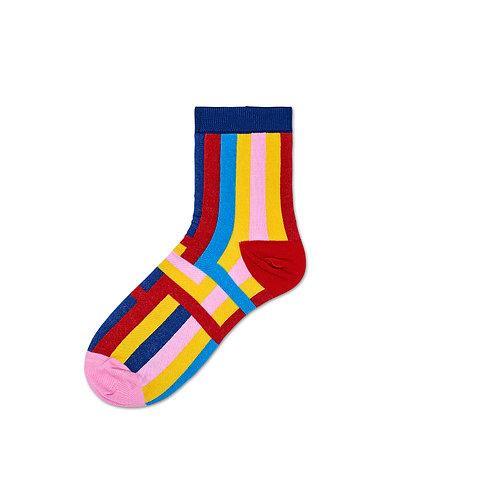 Hysteria Mira Ankle - Multicolor Stripes