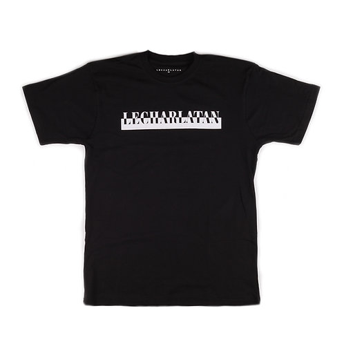 LECHARLATAN T-Shirt - Black