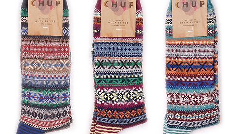 Коллекция носков Chup Vuokatti