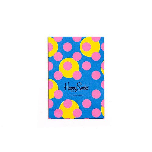 Happy Socks Подарочная упаковка для 1-3-х пар носков - Multi Dots