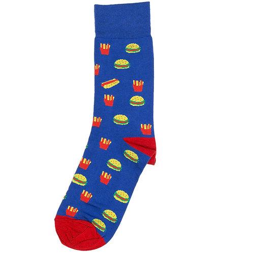 St.Friday Socks - Fast Food