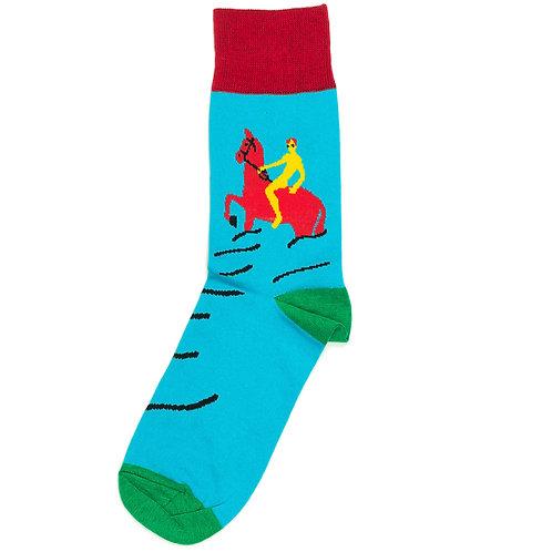 St.Friday Socks x Третьяковская Галерея - Купание красного коня