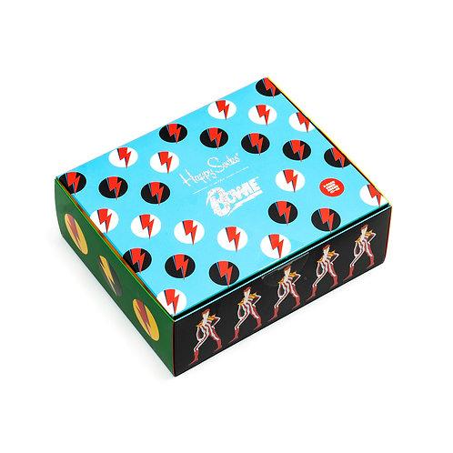 Happy Socks x David Bowie - Gift Box 3-Pack