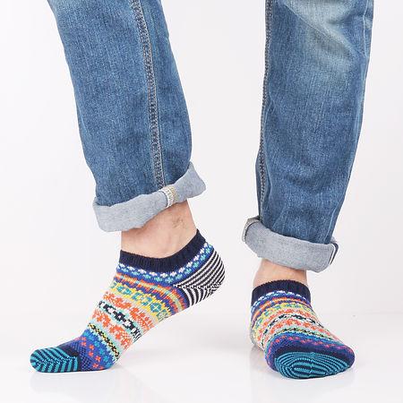 Chup Muir Blue Socks at Sock Club Moscow