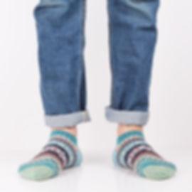 Chup Muir Green Socks at Sock Club Moscow