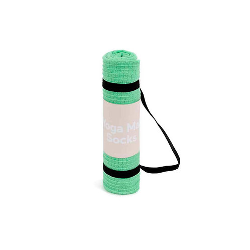 DOIY Yoga Mat Socks - Green