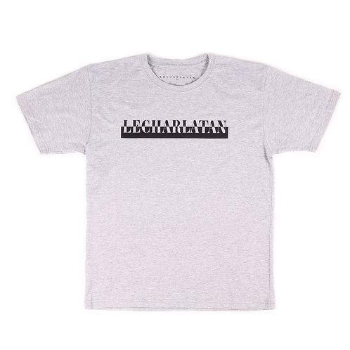 LECHARLATAN T-Shirt - Grey