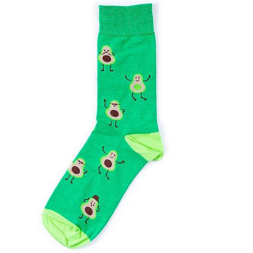 St.Friday Socks - Nastroenie Avocado