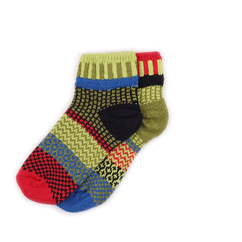 Solmate Socks - Snapdragon