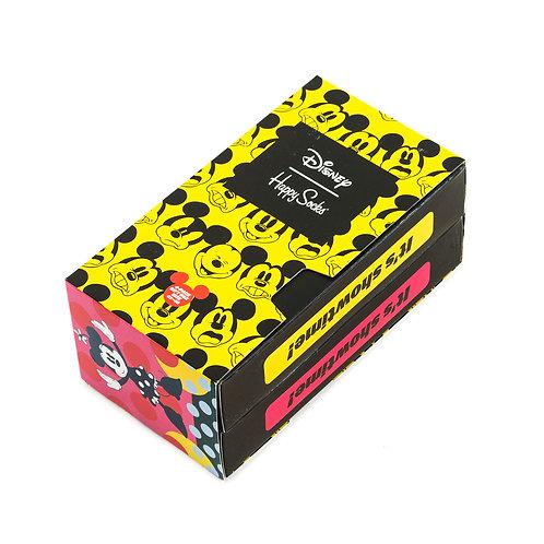 Happy Socks x Disney 4 Pack VHS Cassete Gift Box