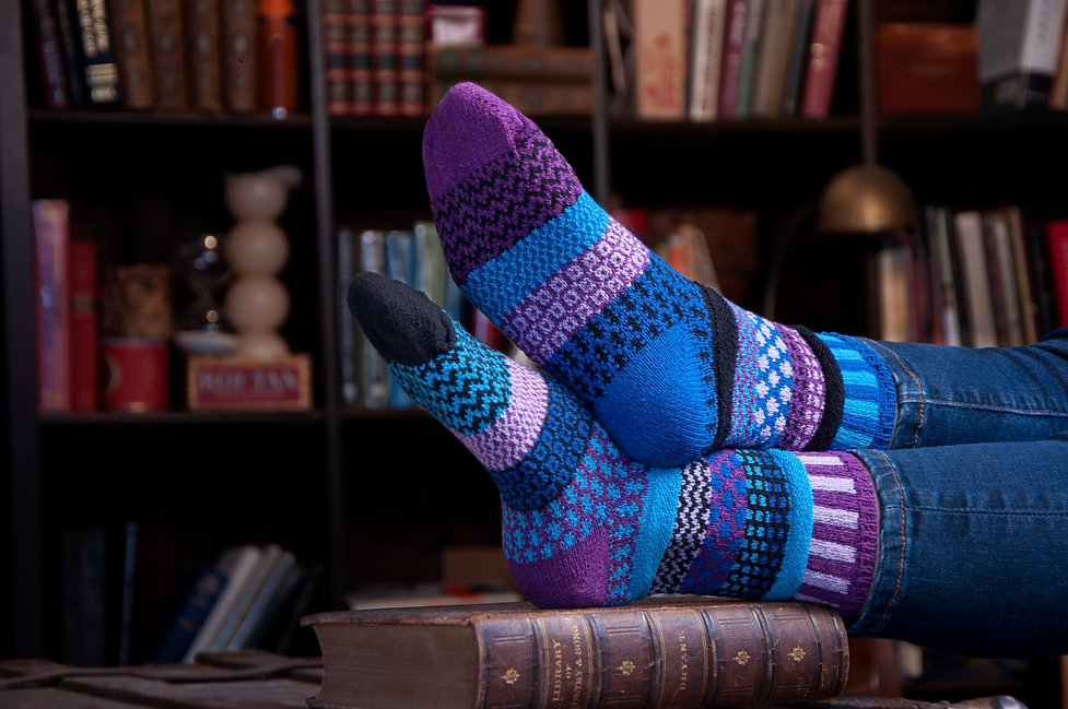 Solmate Socks at Sock Club Moscow