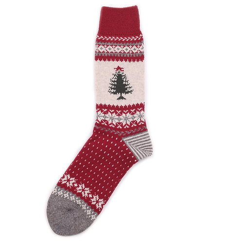 Chup Wool Santa - Grey