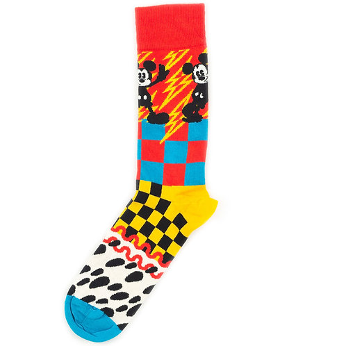 Happy Socks x Disney - Mickey Time