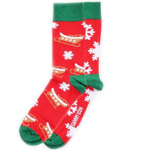 Sammy Icon Socks Mismatched - Open Sleigh