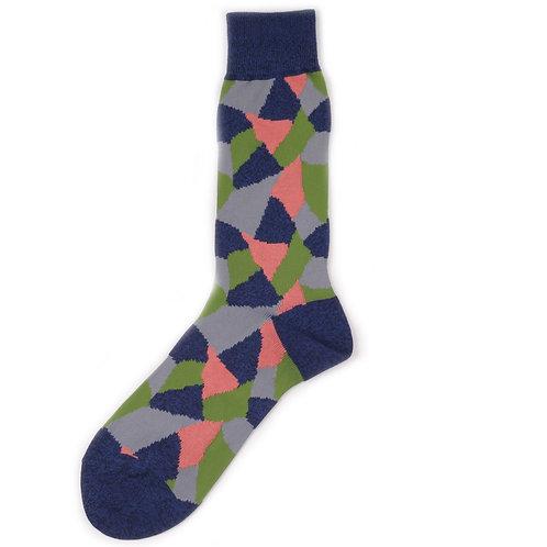 Ayame Socks - Terracota