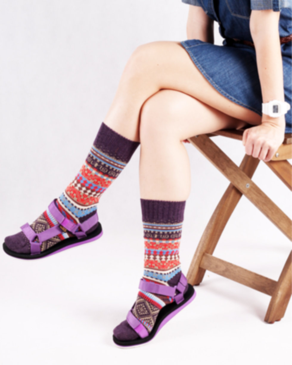 Chup Socks at Sock Club Moscow