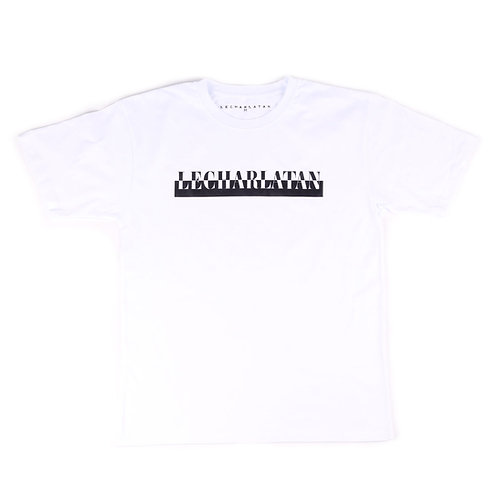 LECHARLATAN T-Shirt - White
