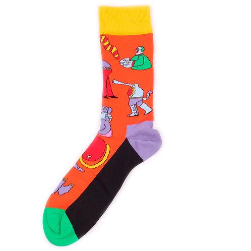 Happy Socks x The Beatles - Monsters