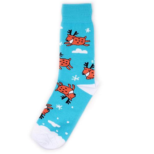 St.Friday Socks - Deers