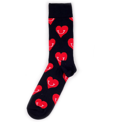 Happy Socks Smiley Heart
