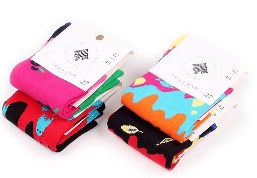 Носки Lava Socks в интернет магазине носков Sock Club Moscow