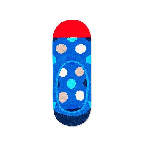 Happy Socks Liner Big Dot - Blue