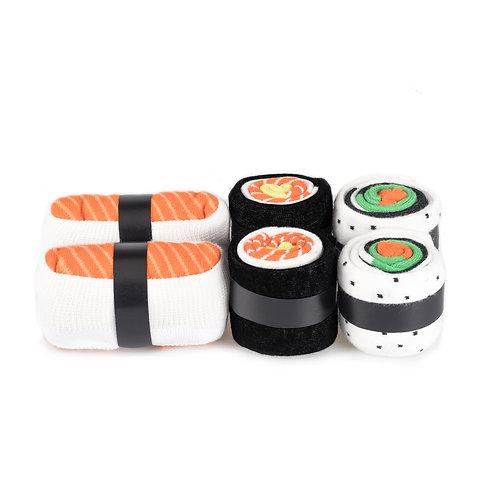 DOIY Sushi Socks - Набор из 3-х пар носков