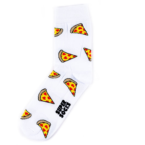 SUPER SOCKS - Pizza