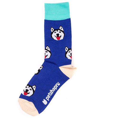 St.Friday Socks - Хаски