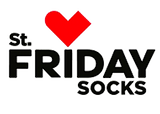 St.Friday Socks Logo