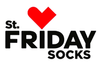 St.Friday Socks Logo
