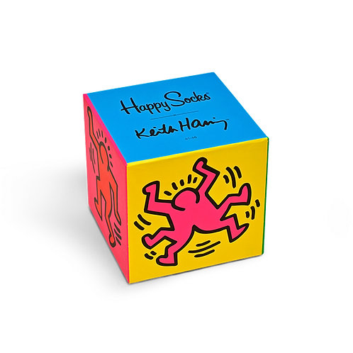 Happy Socks x Keith Haring Gift Box Set