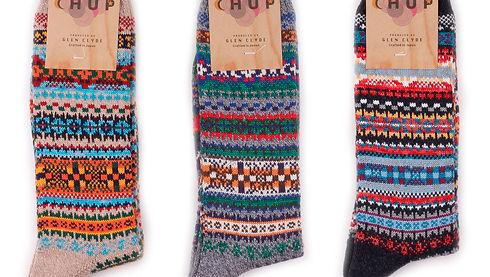 Коллекция носков Chup Coill