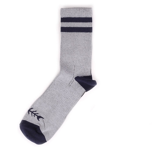 KF Original Socks - Stripes - Grey