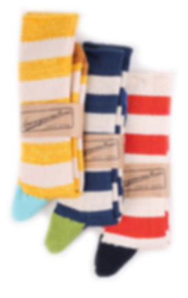 Anonymous Ism Multicolor Stripe Socks