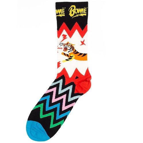 Happy Socks x David Bowie - Electric Tiger