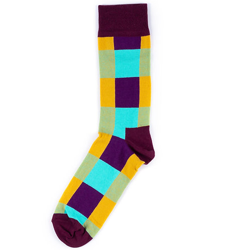 Happy Socks Lumberjack - Green