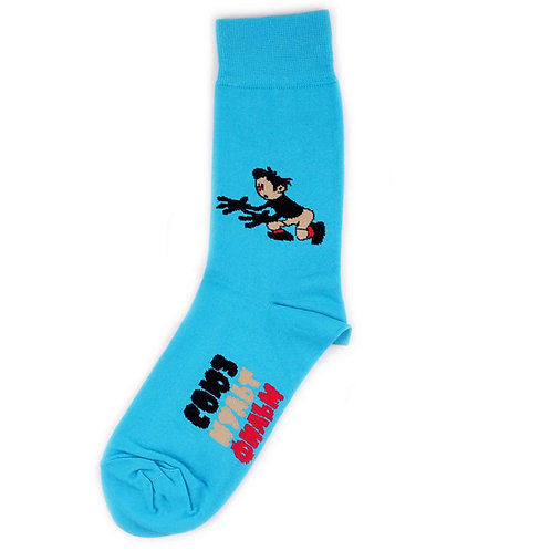 St.Friday Socks x SMF - Opasniy Moment