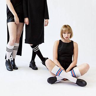 St.Friday Socks - High Knees