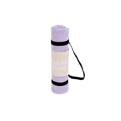 DOIY Yoga Mat Socks - Purple