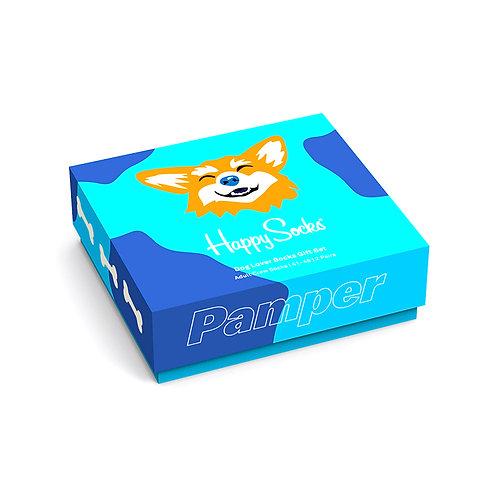 Happy Socks 2-Pack Dog Lover Gift Set